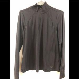 Exursion half zip running shirt